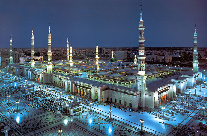 nabawi-mosque