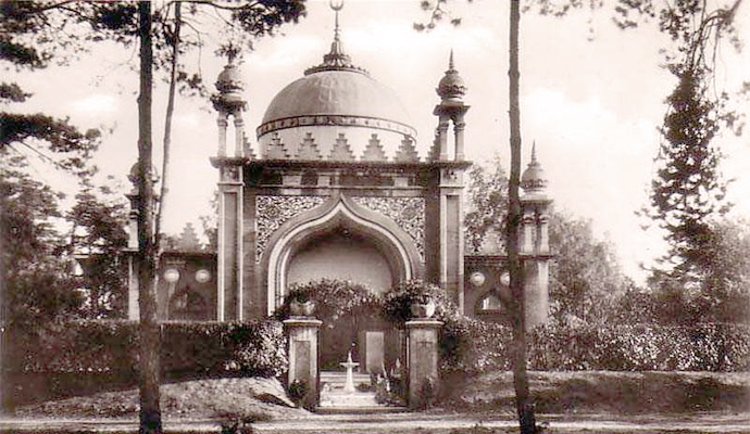 Shah Jahan Mosque - Woking