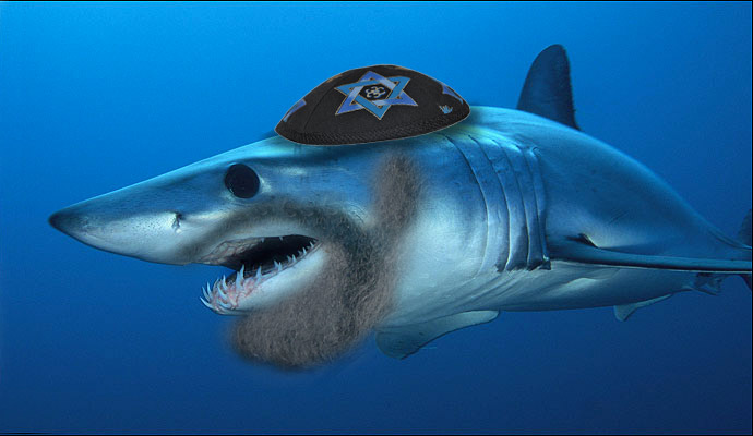 mossad-shark
