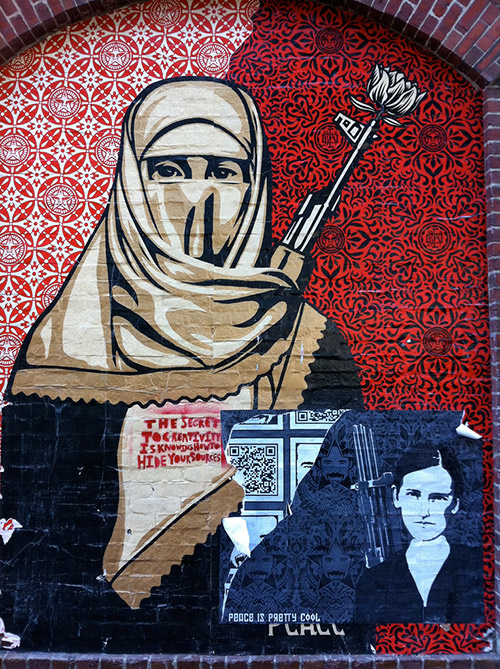 shepard-fairey-hijab-peace-graffiti