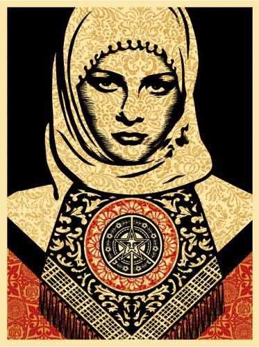 shephard-fairey-hijab-graffiti
